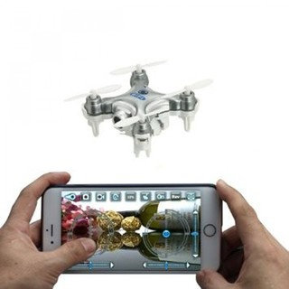 Cheerson CX-10W Micro Wifi Quadcopter With Camera - Gray