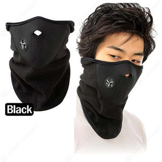 X-PORTS Anti Pollution Face Mask -Black