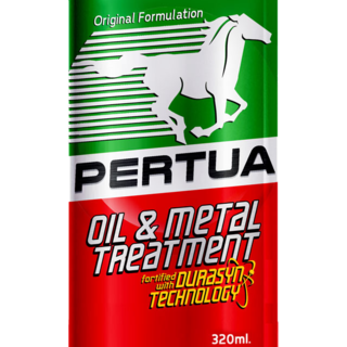 PERTUA OIL & METAL TREATMENT - BOX of 24 x 320ml