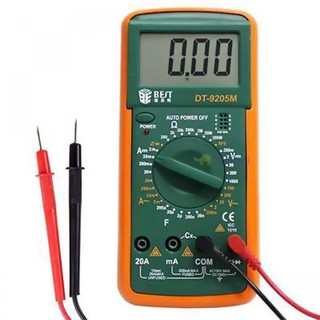 Best Digital Multimeter Electronic Tester Meter - Green