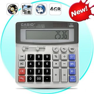 Calculator With HD Spy Camera And Internal 4GB Memory
