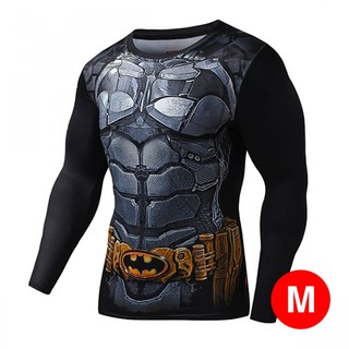 Super Hero Bike Wear Batman Medium - Black