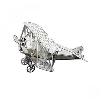 Metallic Nano Puzzle - Fokker D-VII