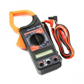 Digital Clamp Meter 266