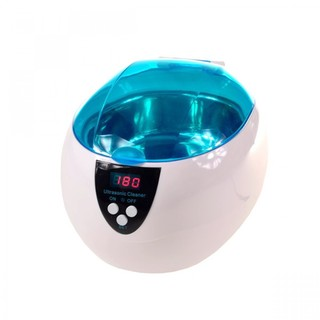 Digital Ultrasonic Cleaner - White