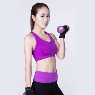 Female Sport Bra Large - Violet