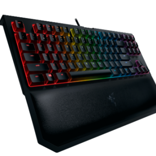 Razer Blackwidow Tournament Edition Chroma v2 - Orange Silent Switches