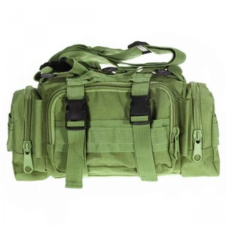 Utility Outdoor Body Bag - Green