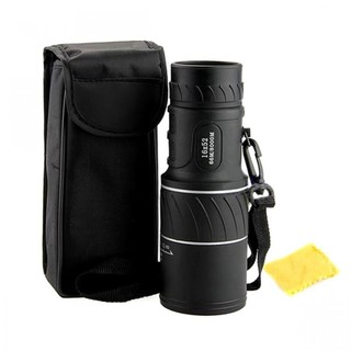 Dual Focus Monocular Telescope - Black