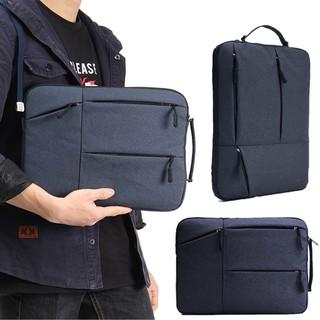Portable 13 inch Laptop Sleeve Oxford Laptop Bag - Blue