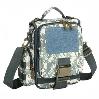 Utility Outdoor Shoulder Cross-body Bag - Gray