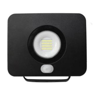 LED Floodlight with Motion Sensor (Akari AFLS-S50DL)