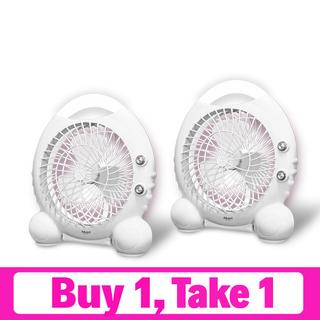5 inch LED Cooling Fan (Akari ARF-5875)