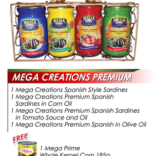 Mega Creations Premium