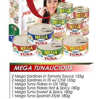 Mega Tunalicious