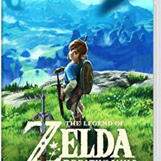 Nintendo Nintendo Switch Zelda: The Legend of Breath of the Wild