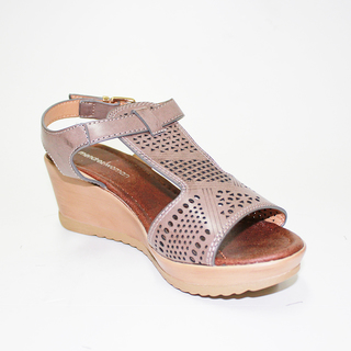 Mendrez Jobel Wedge Sandals
