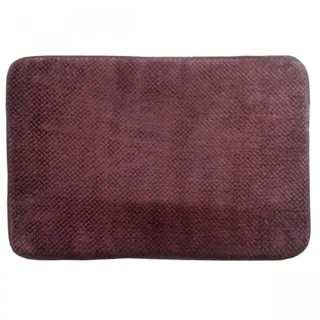 Bathroom Soft Foam Mat - Brown