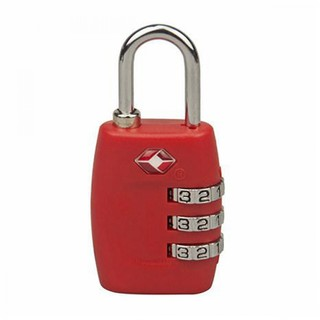 3 Digit Combination Travel Padlock