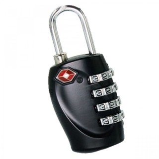 4 Digit Combination Travel Padlock