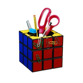 Magnetic Rubik's Cube Desk Tidy