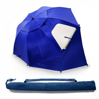 Beach Umbrella Tent - Blue