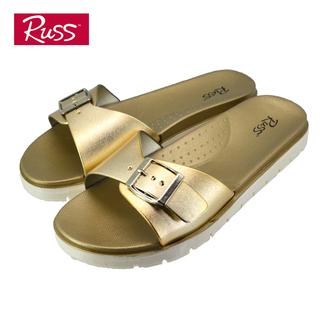 Russ Ladies Slides - SLG33014T7 (Gold)