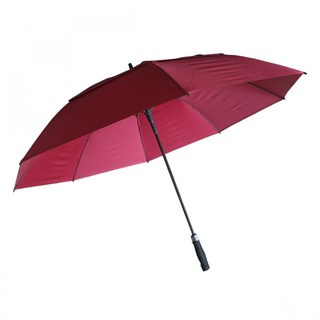 Double Layer Windproof Umbrella - Red