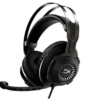 HyperX Cloud Revolver S 7.1 Pro Gaming Over-The-Ear Headset - Black