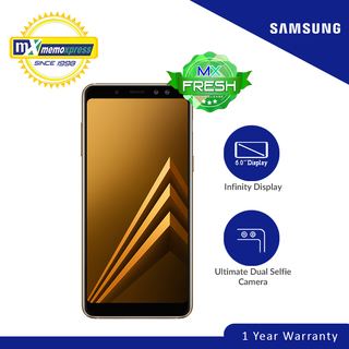 Samsung Galaxy A8 Plus 2018 64GB (Gold)