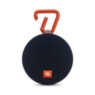 JBL Clip2 Portable Splashproof Bluetooth Speaker (Black)