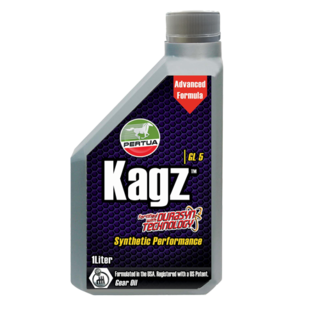 KAGZ GEAR 140 OIL gl5