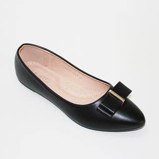 CAROLINE Flat Shoes With Lazercut Design