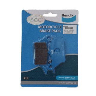 Dash, Wave 100R - BENDIX BRAKE DISC PADS HONDA - MD26