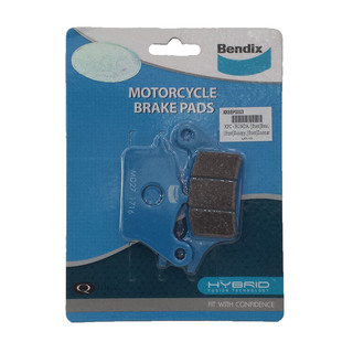 Beat, Scoopy, Zoomer - BENDIX BRAKE DISC PADS FRONT - MD27