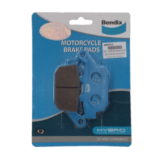 KTM DUKE 199, DUKE390, HONDA CBR250 - BENDIX BRAKE DISC PADS FRONT - MD29