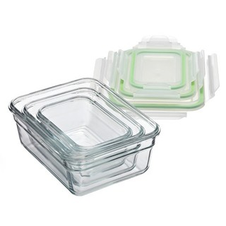 Replacement Lids for Glasslock Rectangle Containers