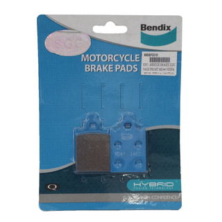 VESPA PX150, STELLA, LM STAR - BENDIX BRAKE DISC PADS FRONT - MD44