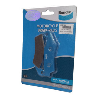 XLR200, XL125 - BENDIX BRAKE DISC PAD FRONT