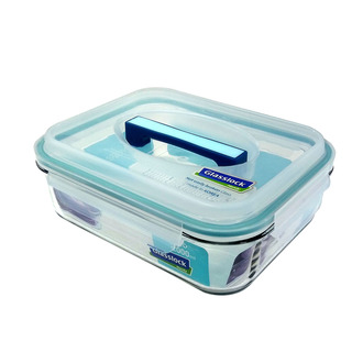 Glasslock Handy Type Food Keeper 2000ml (MHRB200)