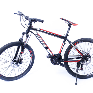 Paceline Max 200X17 Mountain Bikes - Red