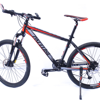 Paceline Max 220-15.5 Mountain Bike Mtb 26 Hydraulic Bike - Red