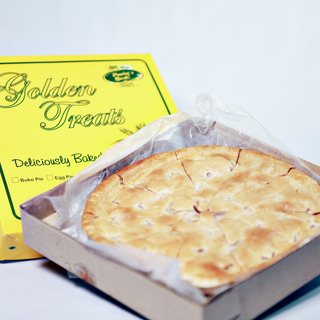 Golden Buko Pie