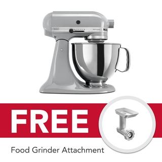 KitchenAid Mixer Artisan 5Qt (Grey) - 5KSM150PSBGR4
