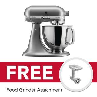 KitchenAid Mixer Artisan 5Qt (Contour Silver) - 5KSM125BCU