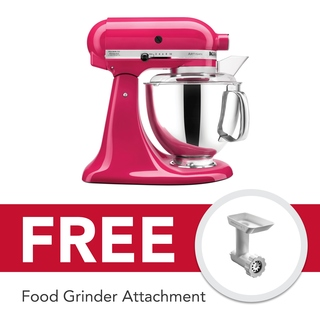 KitchenAid Mixer Artisan 5Qt (Cranberry) - 5KSM175PSBCB