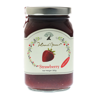 Kaffer and Rivera Strawberry Marmalade 300gmss