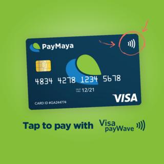 PayMaya PayWave Card