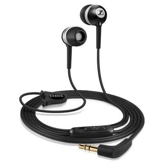 Sennheiser CX 400 II Precision In-Ear only Headphones - Black