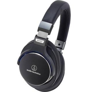 Audio Technica ATH-MSR7BK Over-Ear High-Resolution Headphones